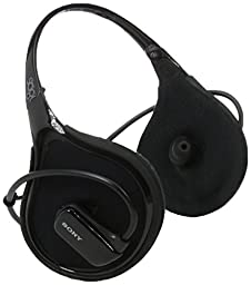 180s Exolite Groove Ear Warmers with Sony Mp3 Combo Pack, Black, One Size