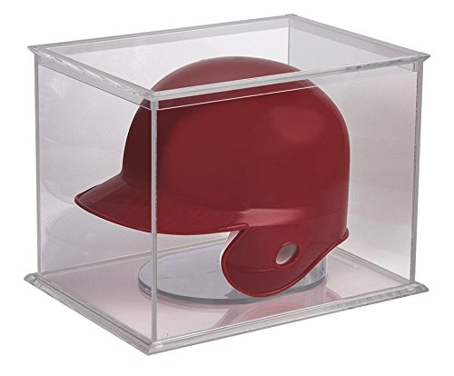 Ultra Pro Mini Helmet and Figurines UV Display Case (Nfl Mini Football Display Case compare prices)