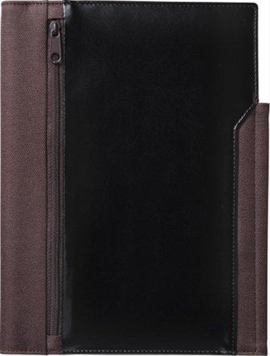 キングジム レザフェスノートカバー A5S 黒 1991LFクロ