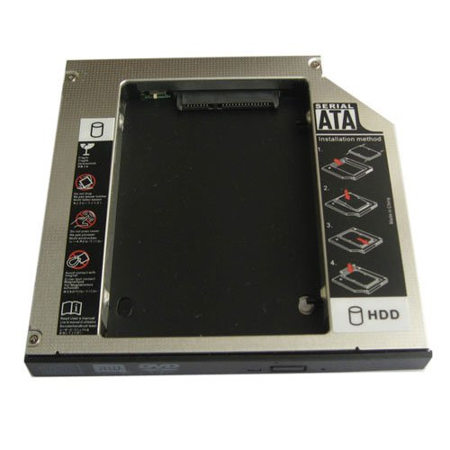 nd Hard Drive Hdd Ssd Caddy for Hp Touchsmart 300