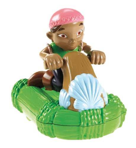 Fisher-Price Disney's Jake and The Never Land Pirates Water Jet Racer - Izzy