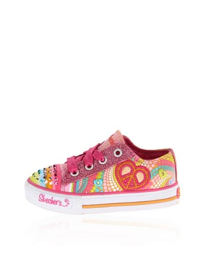 Skechers Sneaker ShufflesHeart Sparks [Rosa]