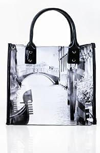 Danielle Insulated Lunch Tote Bag Venice Design