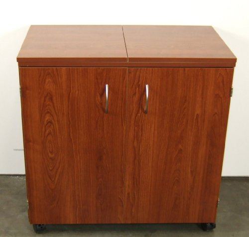 Kangaroo Bandicoot Sewing Machine Cabinet with Free Chair