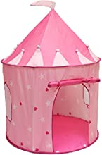 Girl39s Pink Princess Castle Best Kids Play Tent for Your Children Durable and Portable-great Childr