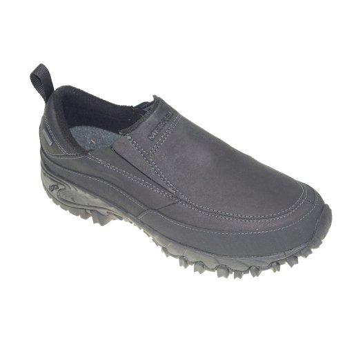 MERRELL Shoes - Slip ons SHIVER MOC 2 WTPF - black , Gr÷?e:44