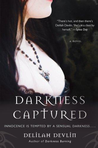 Image of Darkness Captured: A Novel (Dark Realm Series)