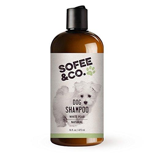 Sofee Co White Pear Natural Dog Shampoo