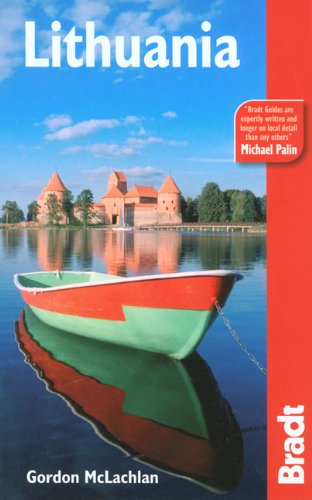 Lithuania, 5th (Bradt Travel Guide)