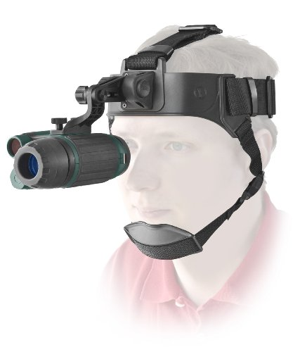 High Tech Binoculars