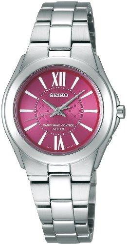 SEIKO (セイコー) 腕時計 SPIRIT スピリット ソーラー電波時計 SSDT027 レディース