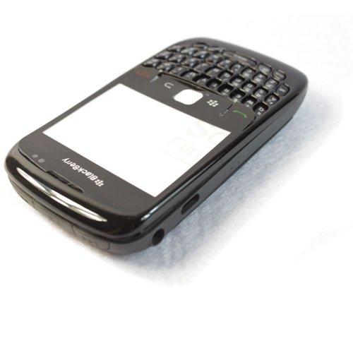 Blackberry Curve 8520 Full Housing Case Keypad Case Us Black (Blackberry 8520 Full Housing compare prices)