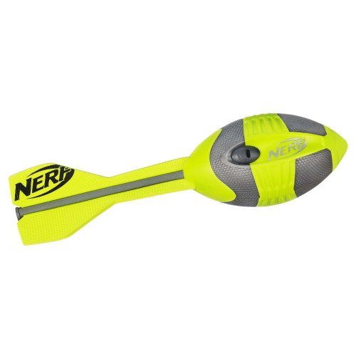 Nerf Vortex Mega Football Aero Howler - Colore: Verde