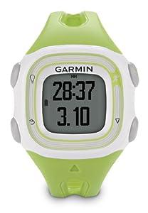 Garmin Forerunner 10 - Montre de running avec GPS intégré - Vert/Blanc