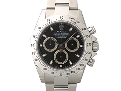 Rolex Cosmograph Daytona Steel Men's Watch 116520