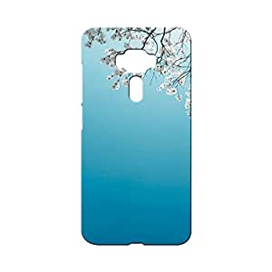 BLUEDIO Designer Printed Back case cover for Asus Zenfone 3 - G0191