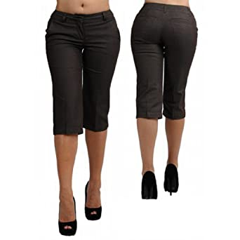 Perfect  PullOn Capri Pants Only At Macy39s  Pants  Women  Macy39s