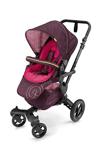 Concord Buggy Neo, Rose Pink, Kollektion 2016
