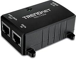 TRENDnet Gigabit Power over Ethernet (PoE) Injector, TPE-113GI