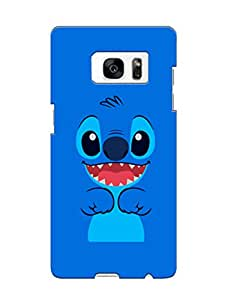 Print tech back cover for Samsung Galaxy S7