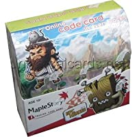 MapleStory iTrading Card Game [iTCG]: NPC Heroes Booster Box