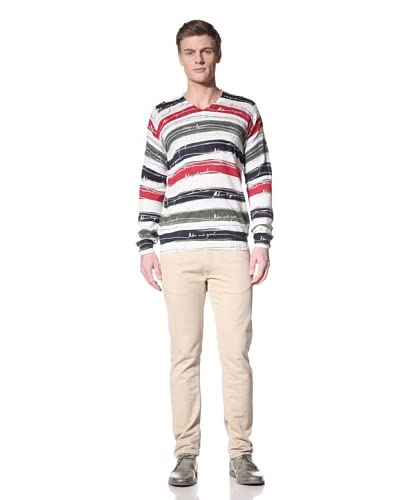 Desigual Men's Reyjule Knit Shirt