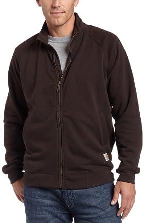 399592361 Carhartt Men's Midweight Mock Neck Sweatshirt