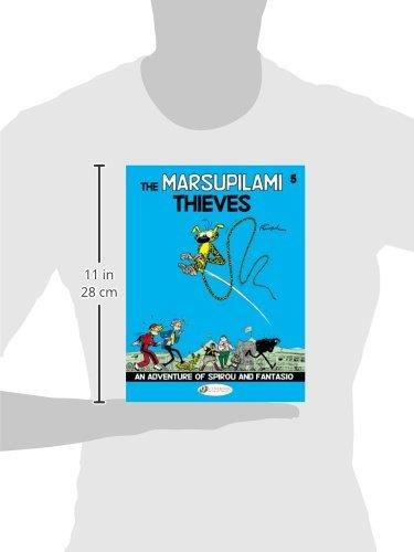 An Adventure of Spirou and Fantasio, Tome 5 : The Marsupilami Thieves (Spirou & Fantasio 5)