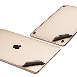 "CABLESETCâ""¢ Gold MacGuard Full Body Skin Protector For Apple Macbook Pro 13.3 inch A1278"