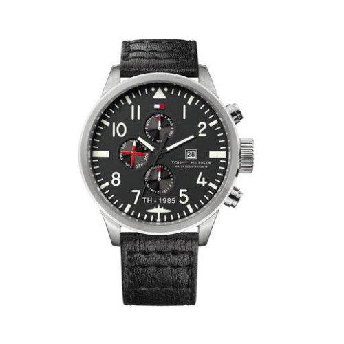 Tommy Hilfiger Men's 1790683 Sport Multi Eye Stainless Steel Watch