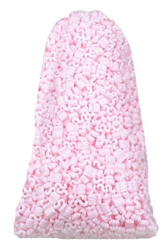 1-bag-pink-antistatic-loose-fill-shipping-packing-peanuts-by-sendsupplies