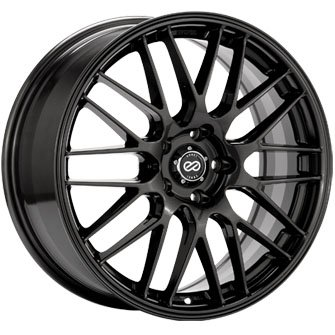 Enkei EKM3 Gunmetal (18x8 +35 5x112) -- Set of