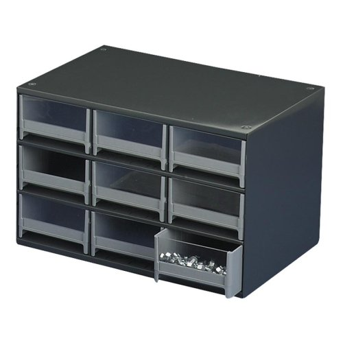 Wholesale CASE of 2 - Akro-Mils 9-Drawer Modular Cabinet-Mod