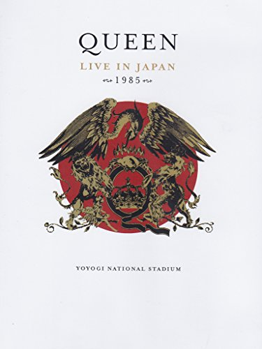 Queen Live In Japan 1985 [DVD] [2014]