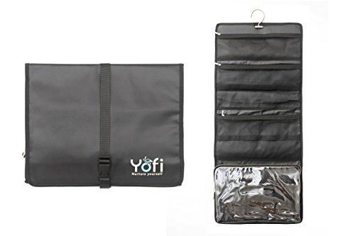 hanging-toiletry-bag-by-yofi-nurture-yourself-organizer-for-cosmetics-makeup-jewelry-toiletries-shav