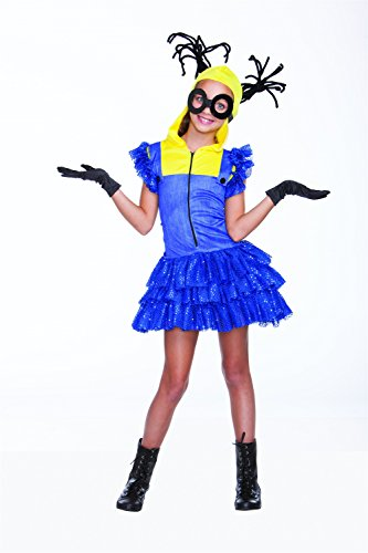 Miss Minion Costume