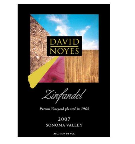 2012 David Noyes Wines Zinfandel Sonoma Valley 750 Ml