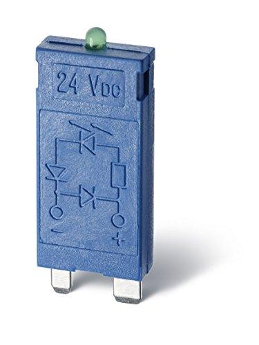 Finder 99.01.0.230.59 Led Indicator Module For 110-240V Ac/Dc Coil