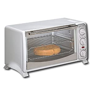Amazon.com: Euro-Pro Toaster Oven Convection Cooking TO284 ...