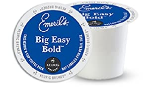 Emeril's Big Easy Bold Coffee K-Cup Portion Pack for Keurig Brewers, 96-Count