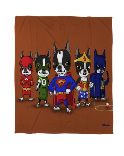 Superhero Bedding Twin 2853 front