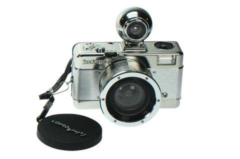 Lomo Fisheye 2 Chromiac Edition - 35mm Camera [Camera] [Camera]