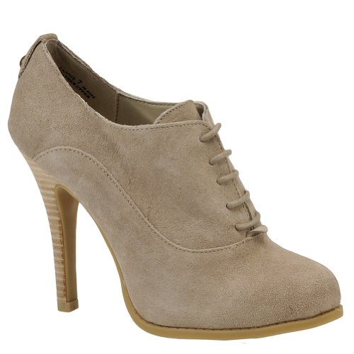 Chinese Laundry Women's Lannie Bootie,Stone,7 M US
