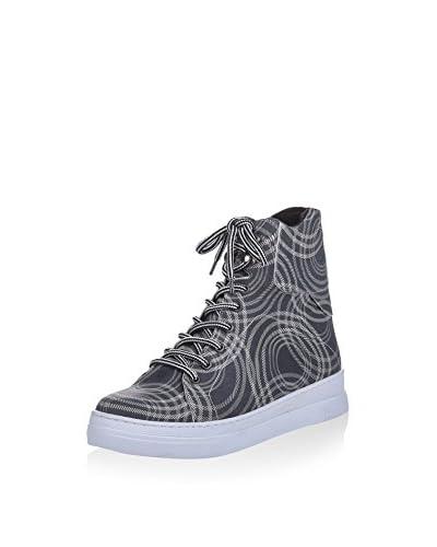 Aleksandra Rossi Hightop Sneaker NSTJ137 mehrfarbig