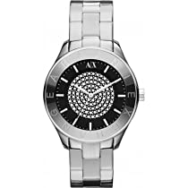 Armani Exchange AX5157 Ladies Silver Watch
