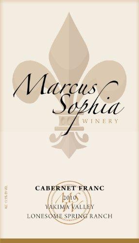2010 Marcus Sophia Cabernet Franc 750Ml