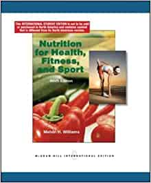 Sport nutrition for health and performance 2000