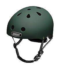 Nutcase British Green Matte Bike Helmet by Nutcase