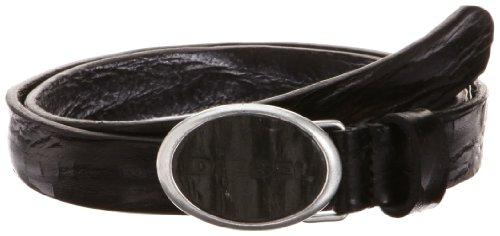 (ディーゼル) DIESEL BIMAGGIO CINTURA 00S90U0KACT 0KACT900 ブラック 85cm
