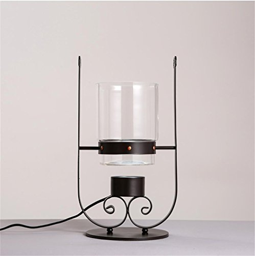 modern-american-pastoral-bedroom-bedside-desk-glass-desk-table-lamp-botanical-can-be-freely-mix-of
